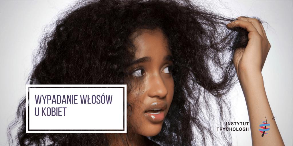 dlaczego kobietom wypadają włosy